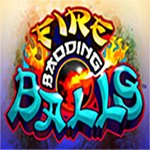 Fire Baoding Balls